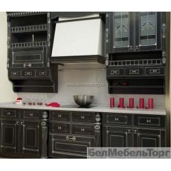 Кухня из массива Ясеня Т 512/114