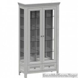 Шкаф-витрина «Норман» ШВ1-100