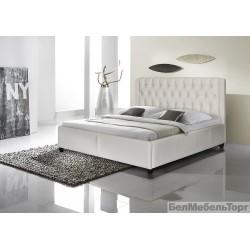 """Мягкая кровать """"Жанетта 16"""""""