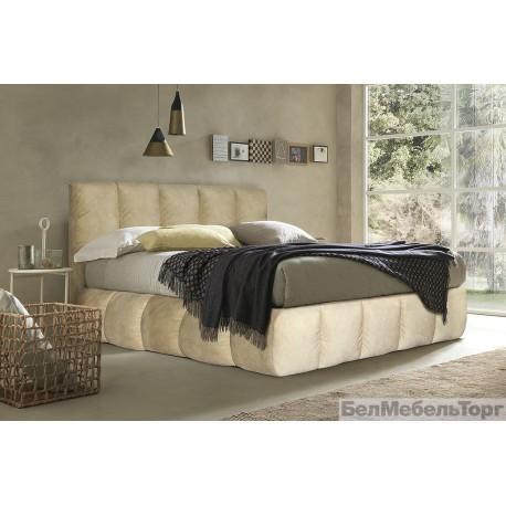"""Мягкая кровать """"Поло 16М"""""""
