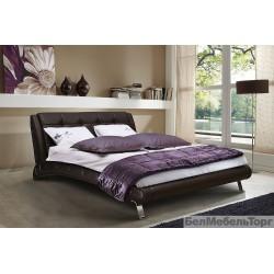 """Мягкая кровать """"Адель 16"""""""