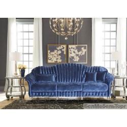"""Трехместный тканевый диван """"Боттичелли""""  4М"""