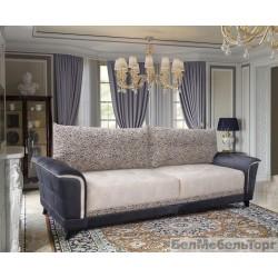 """Трехместный тканевый диван """"Восток"""""""
