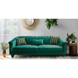 """Трехместный тканевый диван """"Дакар"""" 25М"""