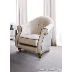 Тканевое кресло Лион
