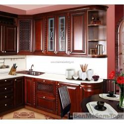 Кухня из массива Черешни 6 тип 8