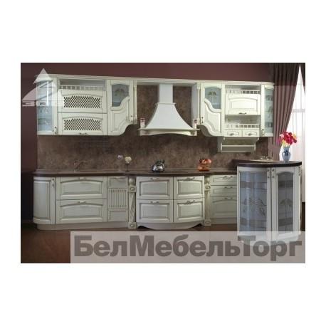 Кухня из массива Ольхи Т 307\110
